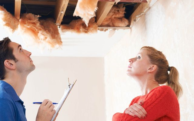 Water Damage Cleanup and Restoration