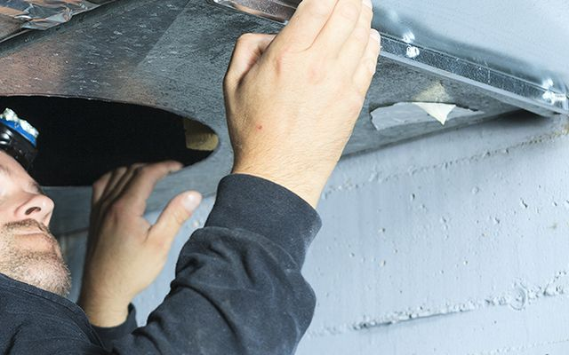 Air duct replacement cost