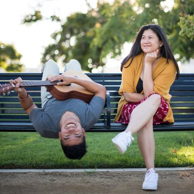 The Bay Area's Most Charming Singing Duo San Mateo, CA Thumbtack