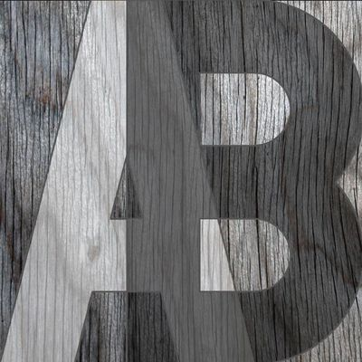 A---B