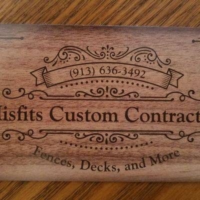 Misfits custom contracting Leavenworth, KS Thumbtack