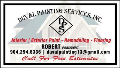 Duval Painting & Remodeling Inc Jacksonville, FL Thumbtack