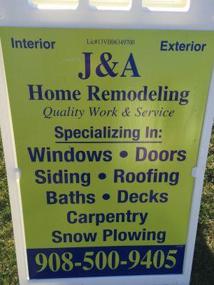 J&A Home Remodeling LLC Lebanon, NJ Thumbtack