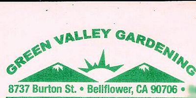 Green Valley Gardening Bellflower, CA Thumbtack