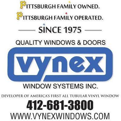 Vynex Window Systems Inc. North Versailles, PA Thumbtack