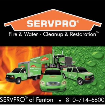 SERVPRO of NW Genesee and Fenton Flint, MI Thumbtack