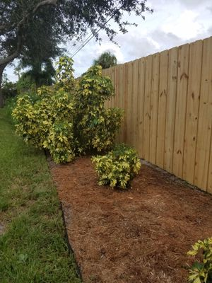 Quality Wood Fence Titusville, FL Thumbtack