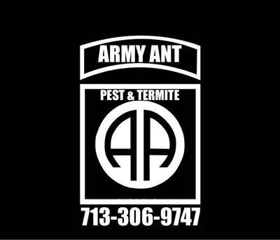 Army Ant Pest & Termite Magnolia, TX Thumbtack