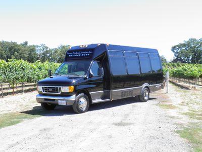 Sonoma Sterling Limousines, Inc. Santa Rosa, CA Thumbtack