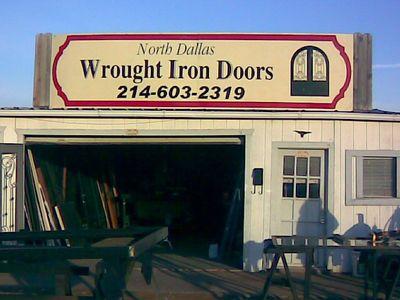 North Dallas Wrought Iron Doors Frisco, TX Thumbtack