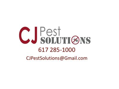CJ Pest Solutions West Bridgewater, MA Thumbtack