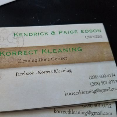 Korrect Kleaning LLC Idaho Falls, ID Thumbtack