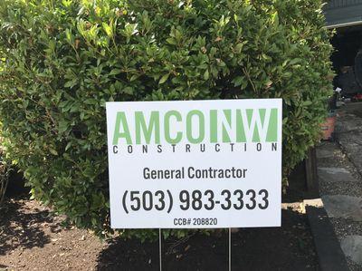 AMCO NW CONSTRUCTION Salem, OR Thumbtack