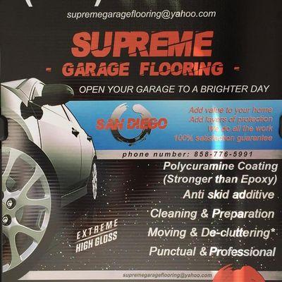 Supreme Garage Flooring San Diego, CA Thumbtack