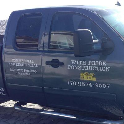 With Pride Construction North Las Vegas, NV Thumbtack