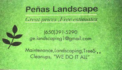 Peña's Landscape Menlo Park, CA Thumbtack