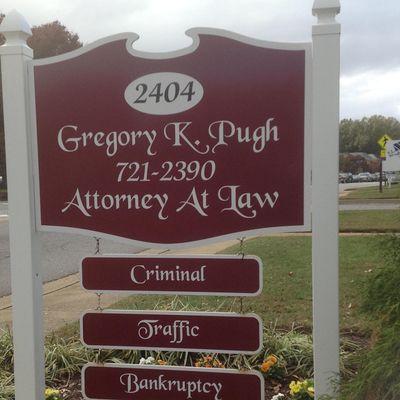 Gregory K. Pugh P.C. Virginia Beach, VA Thumbtack