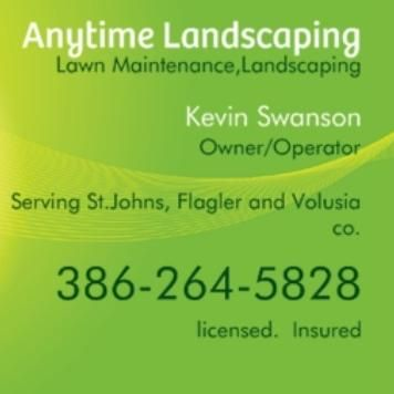 Anytime Landscaping Palm Coast, FL Thumbtack