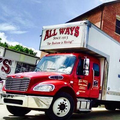 All Ways Moving & Storage Washington, PA Thumbtack