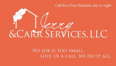 Jerry & Carr Services LLC Stratford, CT Thumbtack