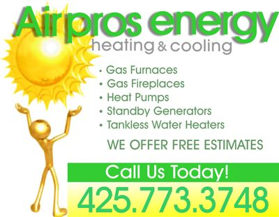 Air Pros Energy Lynnwood, WA Thumbtack