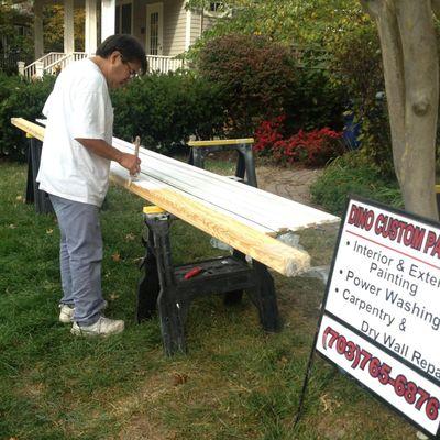 Dino Restoration & Painting Inc. Alexandria, VA Thumbtack