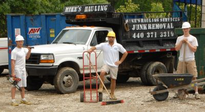 Mike's Hauling Services, LLC North Ridgeville, OH Thumbtack