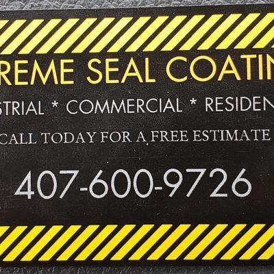 Extreme Sealcoating & Home Improvement Winter Garden, FL Thumbtack