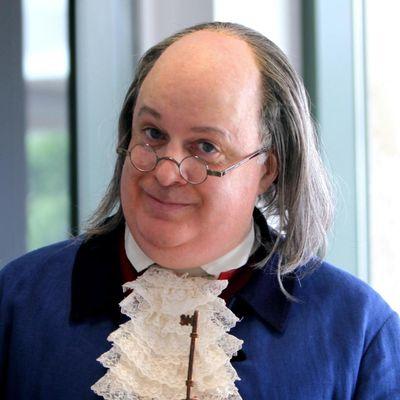 BEN FRANKLIN Impersonator & Look Alike - Philadelphia, PA