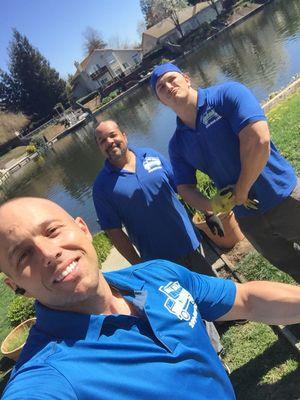 Big Blue Junk Removal Stockton, CA Thumbtack