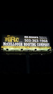 McCullough Roofing Co. Salem, OR Thumbtack