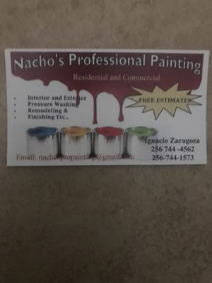 Ignacio's Pro Painting Pelham, AL Thumbtack