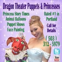 Dragon Theater Puppets & Princesses Portland, OR Thumbtack