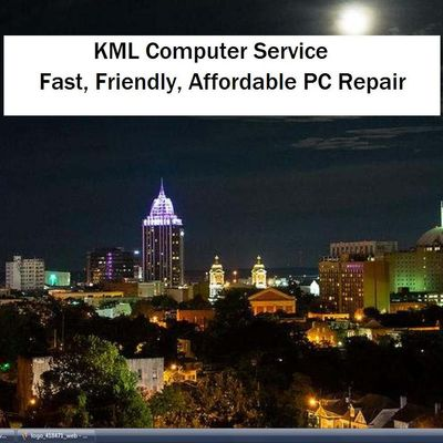 KML Computer, Phone & TV Repair Daphne, AL Thumbtack
