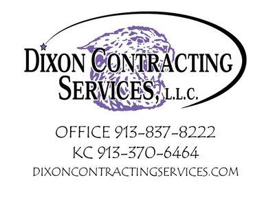 Dixon Contracting Services LLC Louisburg, KS Thumbtack