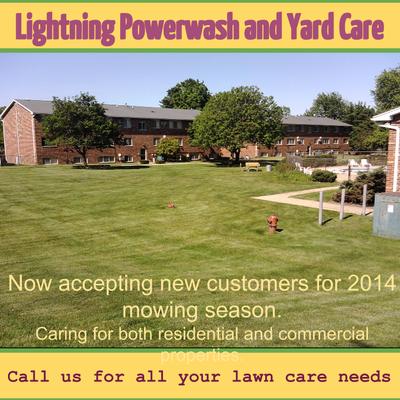 Lightning Powerwash & Yard Care Mason, MI Thumbtack