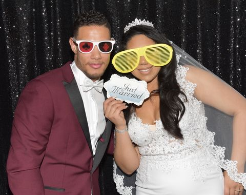 Photo Booth Rental For Reception