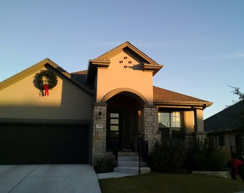 Lakeway Area Home