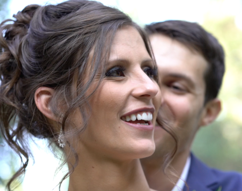 Nikol and Aaron's Wedding Day