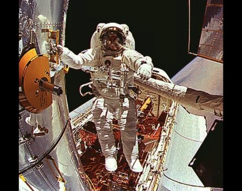 Interview of an Astronaut