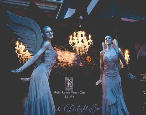 Concours De Elegance Event