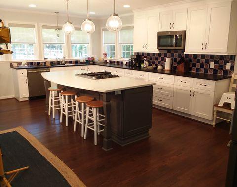 Kitchen addition design,build