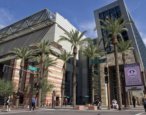 Downtown Phoenix Large Business Water Damage and Repair