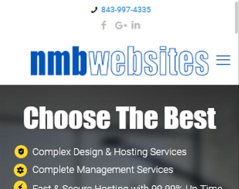 NMB WEBSITES