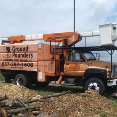 Ground Pounders Landscape & Stump Removal,LLC Lakeview, OH Thumbtack