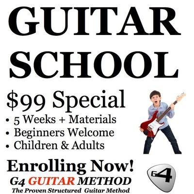G4 Guitar School Pittsburgh Pittsburgh, PA Thumbtack