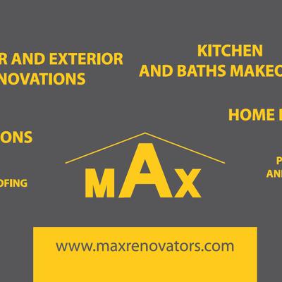 Maxrenovators - Interior and Exterior Livingston, NJ Thumbtack