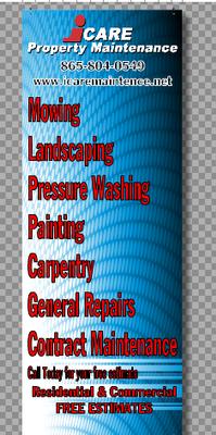 I Care Property Maintenance Jefferson City, TN Thumbtack