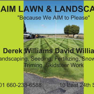 AIM Lawn & Landscaping Higginsville, MO Thumbtack