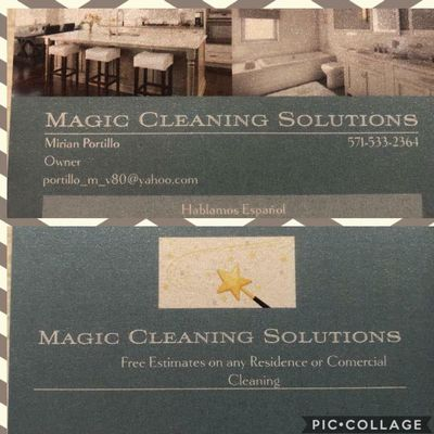 Magic Cleaning Solutions Woodbridge, VA Thumbtack